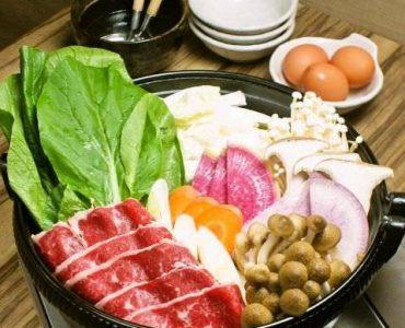 桜鍋しゃぶしゃぶ すき焼き 5,800円(税抜)